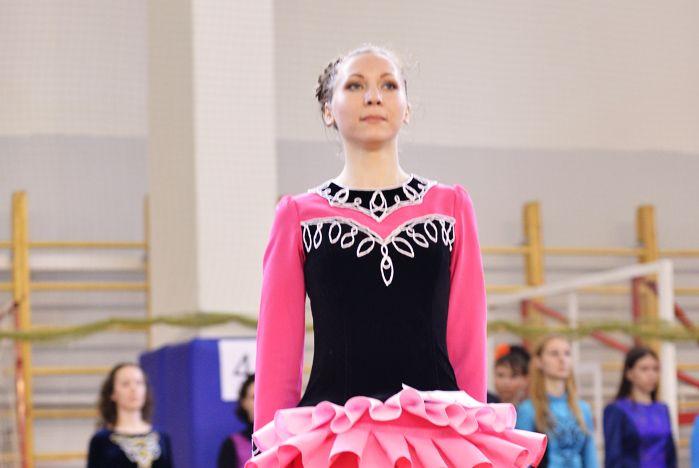 Студентка ВГУЭС привезла медали с Открытых соревнований по ирландским танцам