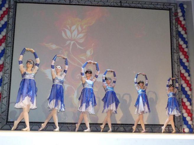 Итоговые экзамены сдали учащиеся студии классического балета ШИОД