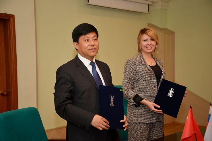 Делегация ВГУЭС посетит Муданьцзянский педагогический институт