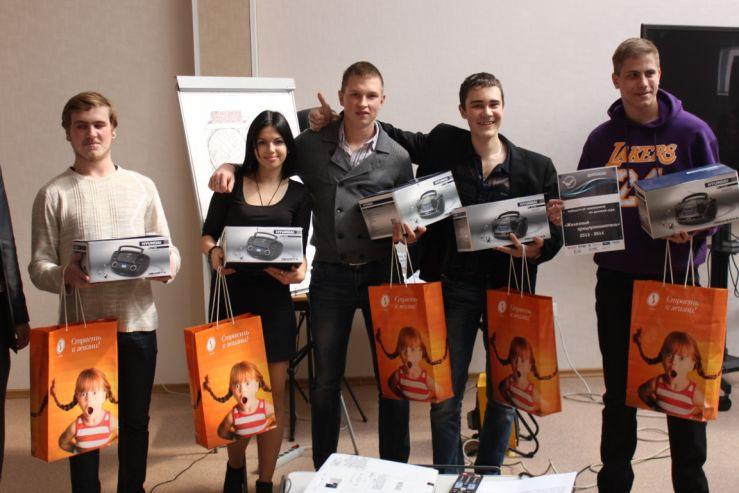 23 ноября 2013 года в Инновационном бизнес-инкубаторе ВГУЭС прошел чемпионат по деловой игре «Железный предприниматель».