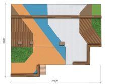 Рис 2. Предлагаемый вариант оформления крыши молодежного центра