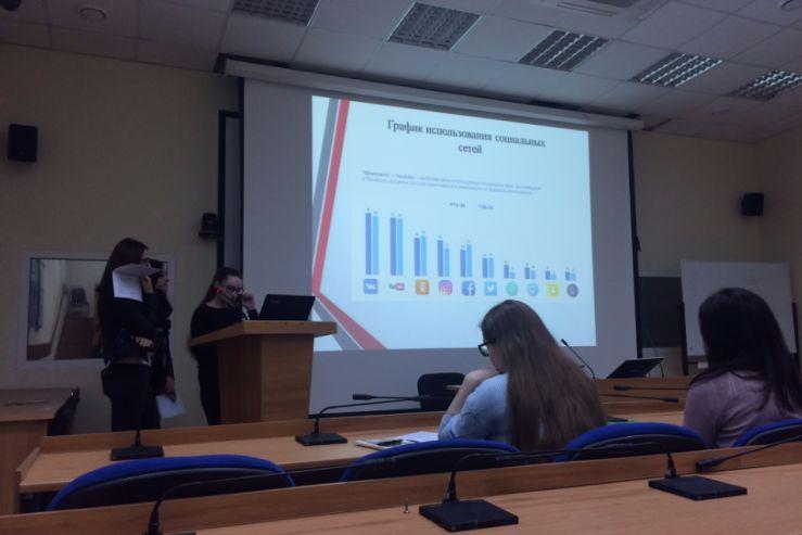 «Молодежь, чем живешь?»  - учебная конференция по актуальным проблемам молодежи прошла в Академическом колледже.