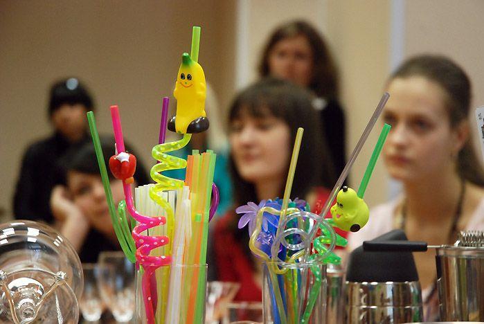 Открытый урок «Барная культура в ресторанном бизнесе» вызвал большой интерес у школьников