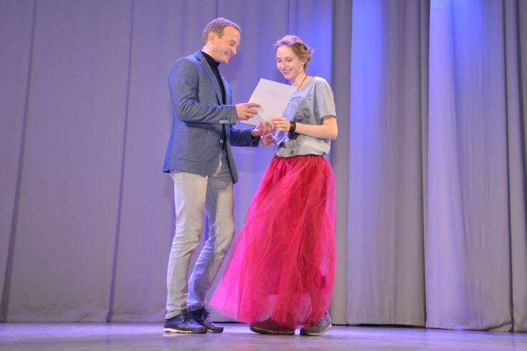 Во ВГУЭС наградили отличников «Тотального диктанта»