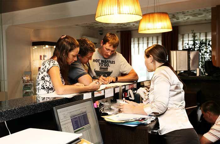 Отель «Аванта» принимает cборную России по лёгкой атлетике