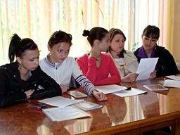 Cеминар-тренинг по инвестированию был организован для студентов сервисных специальностей ВГУЭС