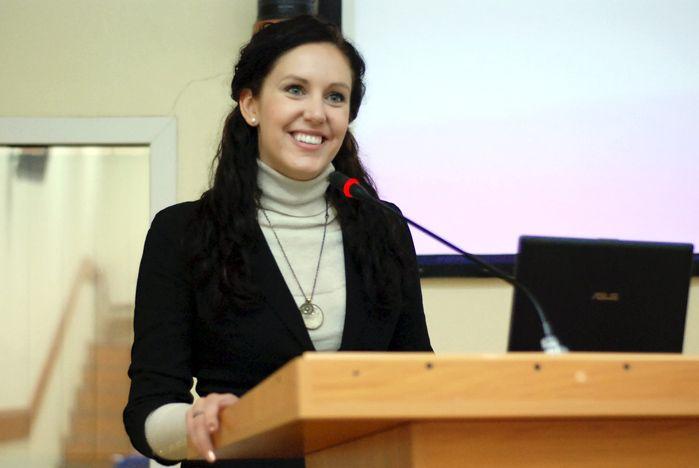 Во ВГУЭС прошёл семинар с приглашённым спикером