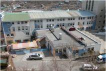 Рис 1. Фотография крыши молодежного центра