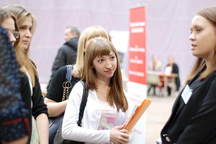 Ярмарка вакансий: даешь трудоустройство студентам и выпускникам