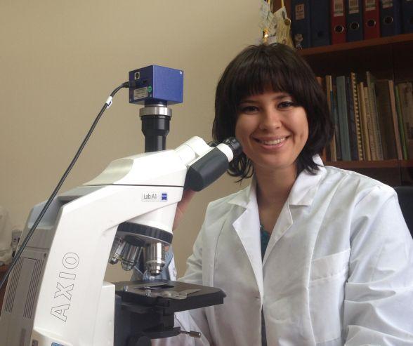 Выпускница ВГУЭС Екатерина Элбакидзе: «Наука – работа моей мечты»