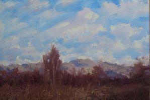 Выставка Виктора Убираева