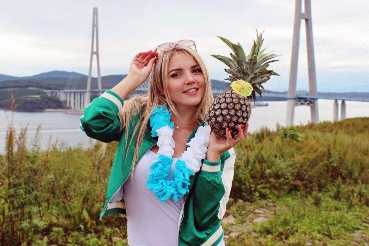 Анна Кузьменко, Институт сервиса, моды и дизайна: «Моя неделя во ВГУЭС»
