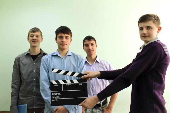 Студенты Колледжа сервиса и дизайна ВГУЭС – создатели информационного агентства «Большая перемена»