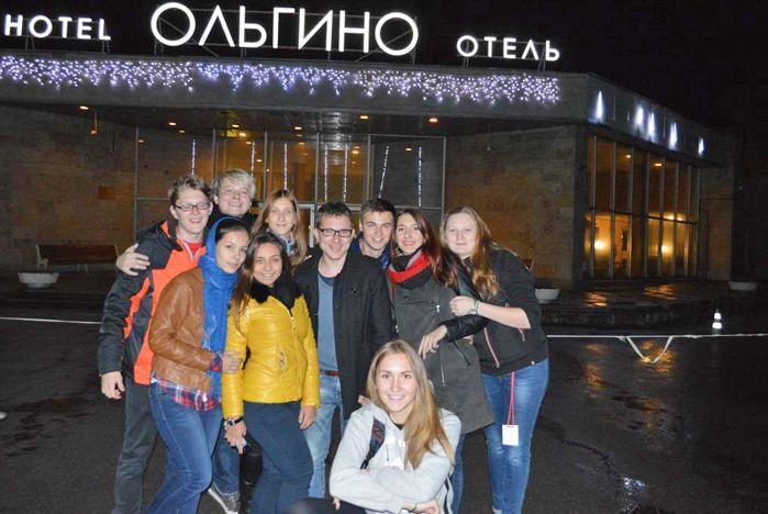 Студент Александр Харлан представил ВГУЭС на XV смене Всероссийского лагеря лидеров студенческого самоуправления «СТУПЕНИ»