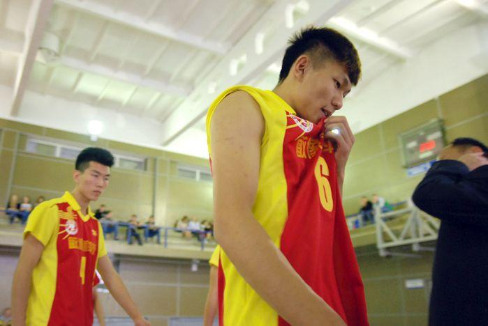 Во ВГУЭС проходит международный товарищеский турнир по волейболу