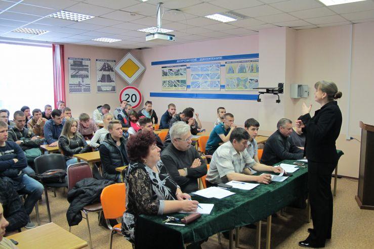 28 апреля 2016 года в рамках XVIII международной научно-практической конференции состоялось заседание секции «Организация транспортных процессов»
