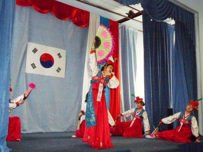 Дни корейского языка и культуры прошли в Школе-интернате ВГУЭС для одаренных детей
