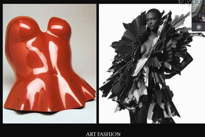 Последние тенденции индустрии моды от партнера ВГУЭС - отделения Парижского института моды MOD'ART International