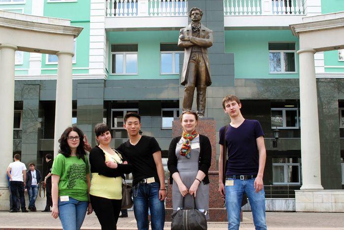 Студенты ИПУ ВГУЭС – носители новой молодёжной политики