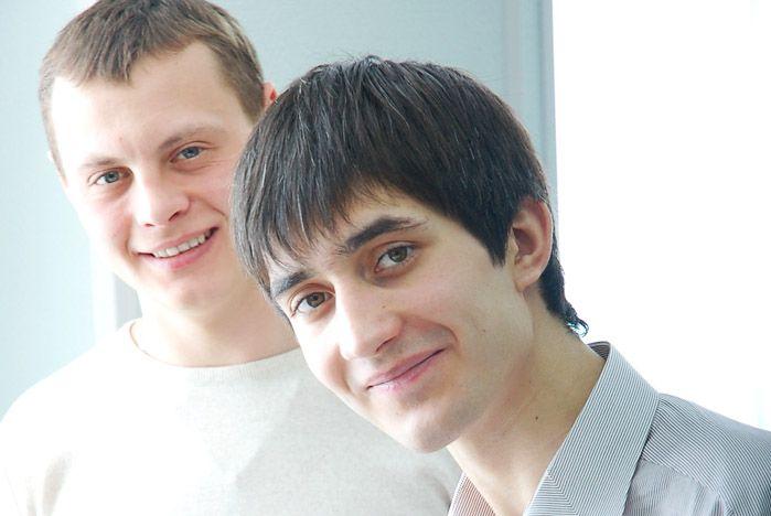От всей души поздравляем аспирантов ВГУЭС Болвачева Е.А. и Ганюшкина А.Л.