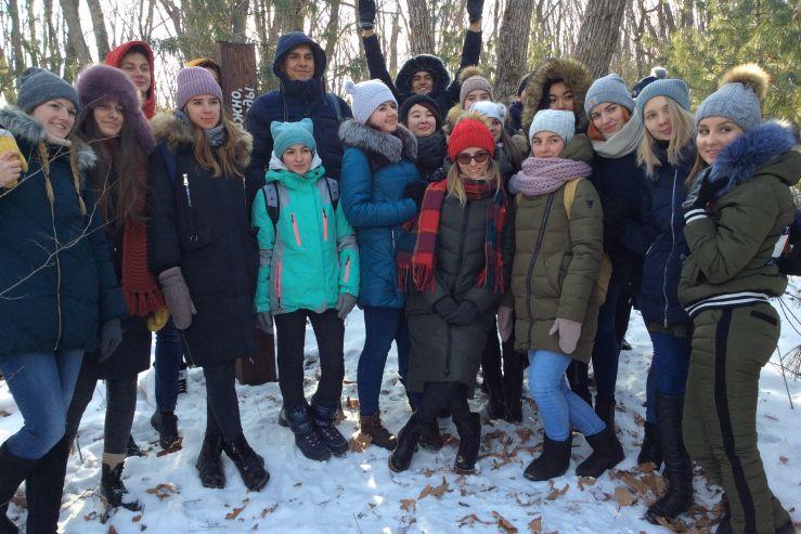 Студенты МИТГ посетили один из крупнейших национальных парков - «Земля леопарда»