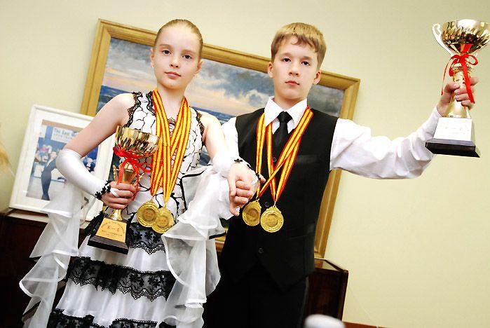 Юные танцоры ВГУЭС – победители престижного международного турнира в Китае