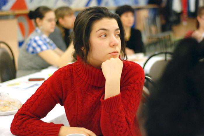 Пресс-клуб ВГУЭС обсудил с творческой молодежью университета планы на 2013 год