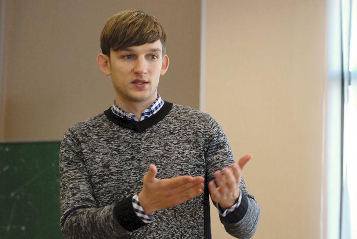 Успешный выпускник ВГУЭС Станислав Клиников делится секретами успеха с нынешними студентами