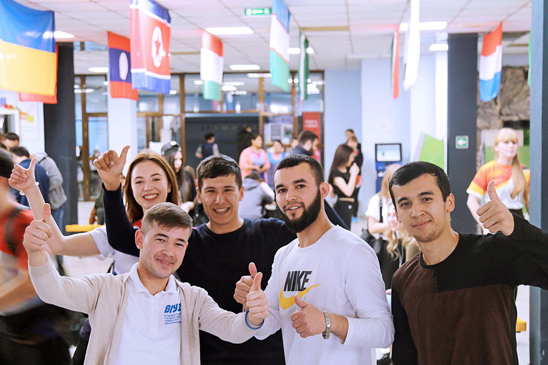 Международное высшее образование: ВГУЭС на связи с абитуриентами из Узбекистана