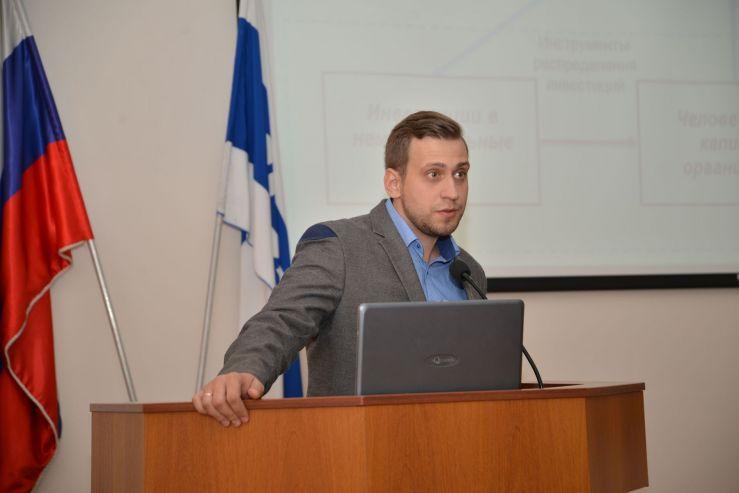 Научное исследование ассистента кафедры математики и моделирования ВГУЭС отмечено Вольным экономическим обществом