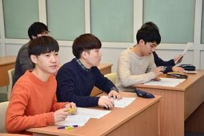 Students from Republic of Korea learn Russian language and culture in VSUES