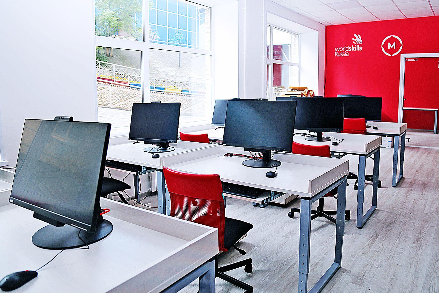 Во ВГУЭС в 2021 году будут созданы ещё 8 современных мастерских по стандартам Ворлдскиллс