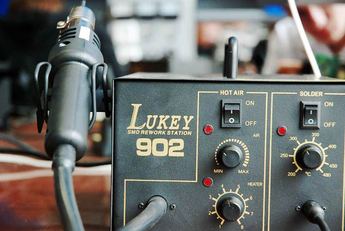 Новая учебно-производственная мастерская радиомехаников стала предметом гордости Профессионального лицея ВГУЭС