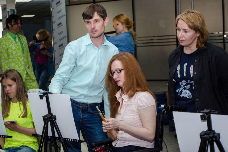 Фестиваль творчества равных возможностей во ВГУЭС