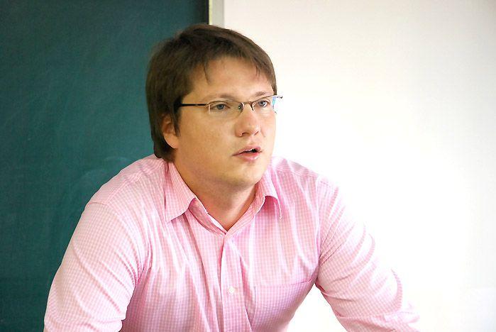 Встреча студентов ИМБЭ с руководителями крупных предприятий Приморья стала первой в тематическом цикле