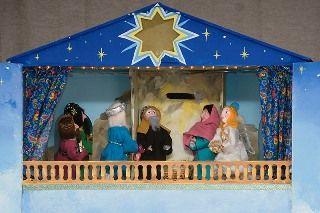 Младшие школьники лицея филиала ФГБОУ ВПО «ВГУЭС» в г. Находке посетили премьеру рождественского вертепного спектакля