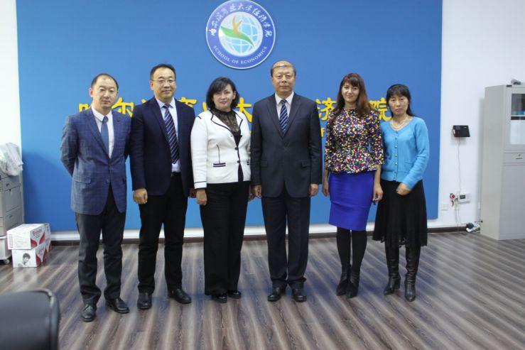 Магистранты ВГУЭС представили университет на Международном форуме в Харбине
