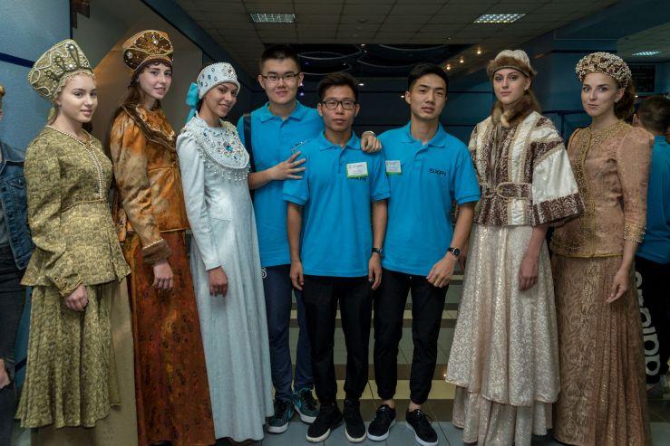 «Этническое вдохновение» – летняя школа дизайнеров во ВГУЭС