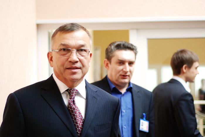 Совет ректоров вузов провел заседание в Инновационном бизнес-инкубаторе ВГУЭС