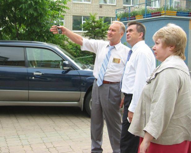 Заместитель Министра образования и науки РФ собрал ректоров приморских вузов на совещание во ВГУЭС