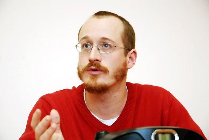 Лекция для студентов ВГУЭС стала частью путешествия французского журналиста по России