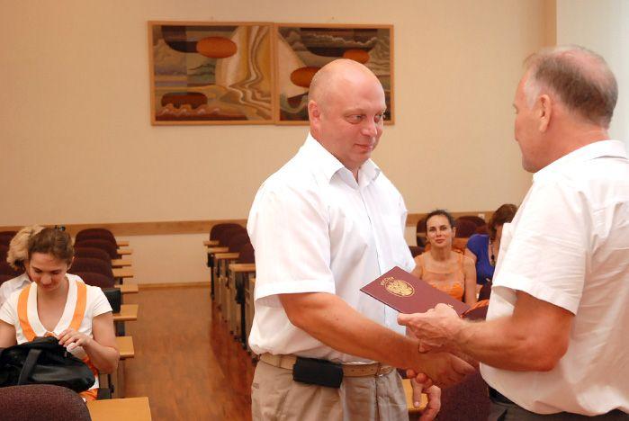 Государственные служащие Приморского края прошли профессиональную переподготовку во ВГУЭС