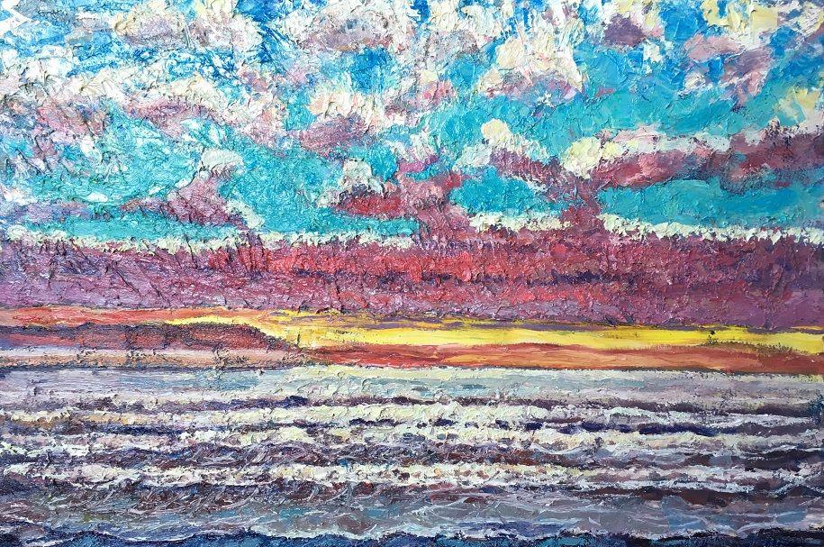 Выставка Олега Петухова «Творчество объединяет: мастер и ученики» (живопись, графика)
