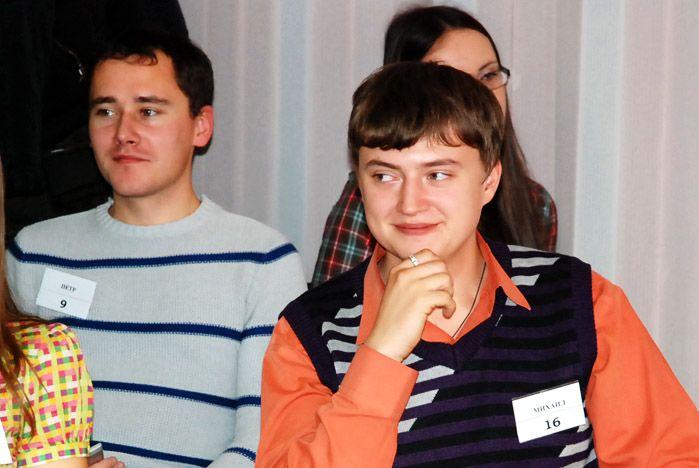 Первый участник WORK-кастинга-2010 принят на работу