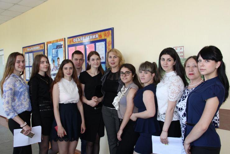 Закончилась горячая пора защиты дипломов в филиале ВГУЭС в г. Уссурийске