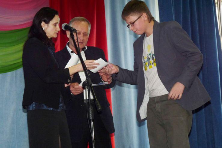 Ученики Школы-интерната стали победителями и призерами муниципального этапа Всероссийской предметной олимпиады