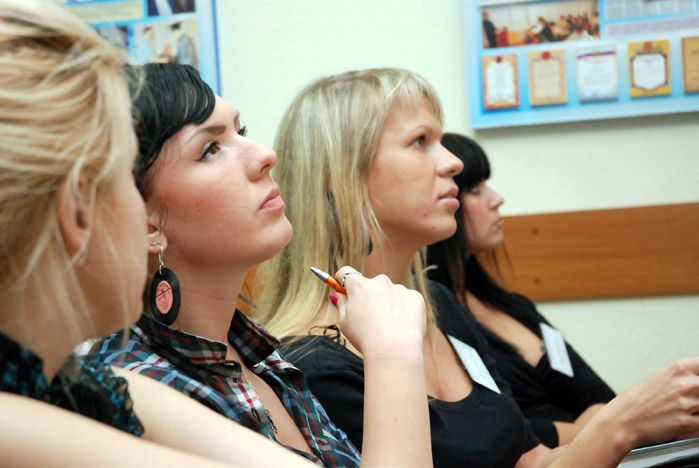 Маркетологи Владивостока создали во ВГУЭС эффективный креатив