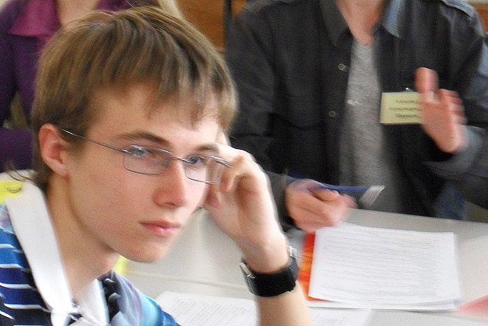 Старшеклассники во ВГУЭС разрабатывают инновационные проекты
