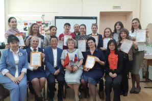 Опыт ШИОД представлен на краевом семинаре по современным технологиям обучения иностранным языкам