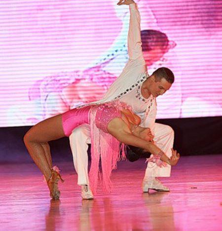 Фото порно бальные танцы